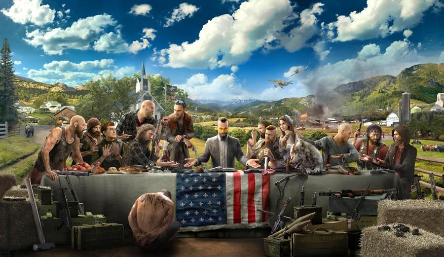 Far Cry 5 - Die Veröffentlichung von Far Cry 5 steht vor der Tür