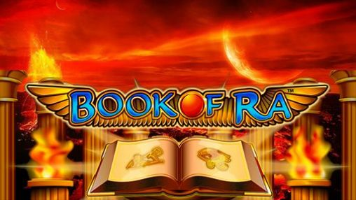 Grafik zum Slot Book of Ra