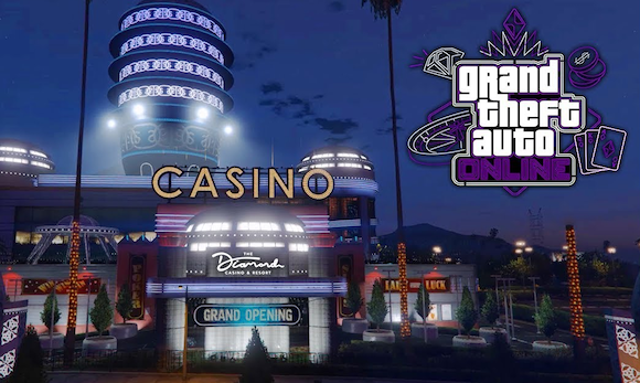 Das Diamond Casino in GTA 5 Online